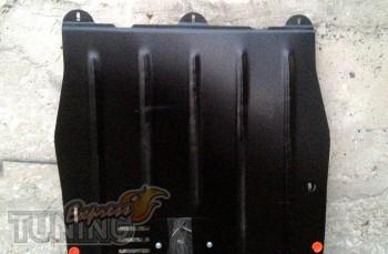 Защита картера Рено Лагуна 3 (защита картера Renault Laguna 3)