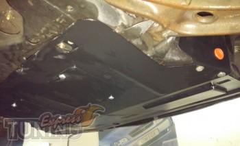 заказать Защита двигателя Фольксваген Т5 (защита картера с боков