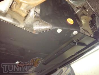 заказать Защита двигателя Фольксваген Т6 (защита картера Volkswa
