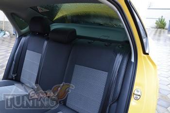 авточехлы на сиденья Volkswagen Polo 5 sedan