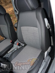 Чехлы в салон Фольксваген Кадди (авточехлы на сиденья Volkswagen