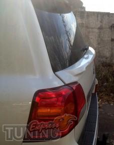 фото спойлера на багажник Toyota Land Cruiser 200