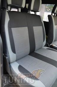 Чехлы в салон Фольксваген Транспортера Т4 (авточехлы на сиденья