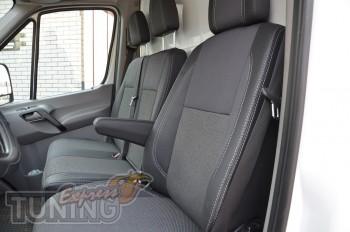 Чехлы Мерседес Спринтер W906 (авточехлы на сиденья Mercedes Spri