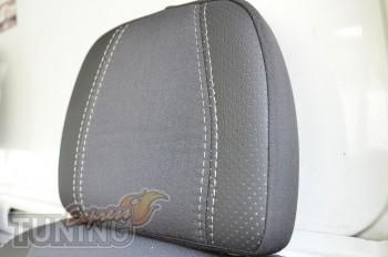 Чехлы для салона Мерседес Спринтер W906 (авточехлы на сиденья Me