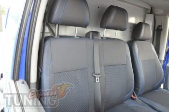 Чехлы в салон Мерседес Вито 639 (авточехлы на сиденья Mercedes V