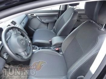 Чехлы Фольксваген Туран (авточехлы на сиденья Volkswagen Touran)