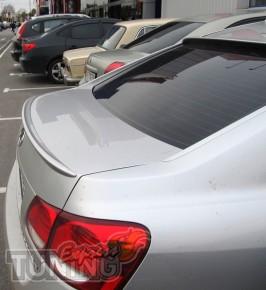 Спойлер на кромку багажника Лексус IS250 (фото)
