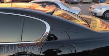 Аэродинамический спойлер на стекло Лексус GS350