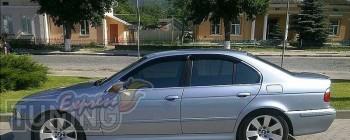 купить Ветровики БМВ 5 Е39 (дефлекторы окон BMW 5 E39)