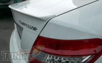 Спойлер на багажник Mercedes W204 (ExpressTuning)