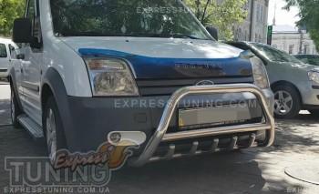 Кенгурятник Форд Коннект 1 (защита переднего бампера Ford Connec