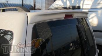 Спойлер Фольксваген Кадди (задний спойлер Volkswagen Caddy фото)