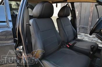 Чехлы сидений VAZ 2109
