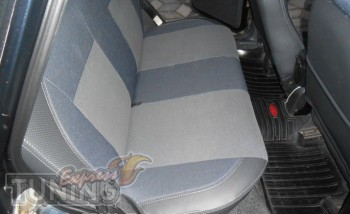 заказть Чехлы на ВАЗ 2110 (авточехлы для сиденья Лада 2110)