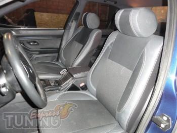 Авточехлы БМВ 5 Е39 купить  в интернет магазине expresstuning (ч