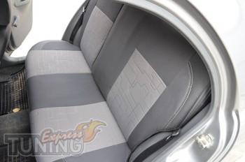 Чехлы для салона Шевроле Ланос (авточехлы на сиденья Chevrolet L