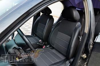 Чехлы Chevrolet Aveo T250