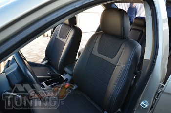 чехлы Mitsubishi Lancer X