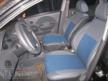 Чехлы Шевроле Авео хэтчбек (авточехлы на сиденья Chevrolet Aveo
