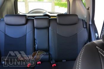 заказать Чехлы Рав 4 3 (чехлы на Toyota Rav4 III)