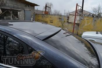 Заказать спойлер на стекло для Hyundai Sonata 6 (фото ЭкспрессТю