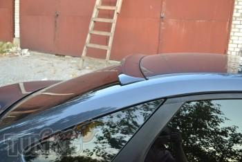 Оригинальный спойлер бленда на стекло Ford Focus 2 седан (Киев,