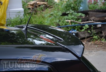 Спойлер Опель Астра Н (задний спойлер Opel Astra H)