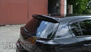 Тюнинг Opel Astra H (спойлер под заднюю дверь)