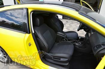 заказать Чехлы Ситроен С4 1 (авточехлы на сиденья Citroen C4 1 3