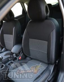 купить Чехлы Ситроен С4 2 (авточехлы на сиденья Citroen C4 2)