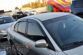 купить Ветровики Mitsubishi Galant 8 (дефлекторы окон )