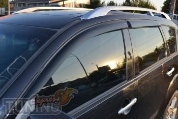 Ветровики Митсубиси Аутлендер ХЛ (дефлекторы окон Mitsubishi Out