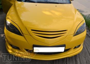 Купить решетку радиатора Мазда 3 Хэчтбек (Mazda 3 hatchback)
