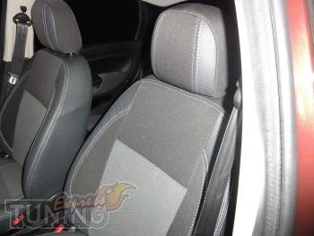 Чехлы Фиат Линеа (авточехлы на сиденья Fiat Linea)