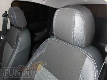 Чехлы в салон Фиат Линеа (авточехлы на сиденья для Fiat Linea)