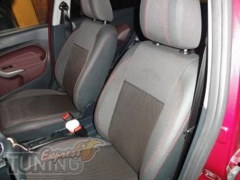 Чехлы Форд Фиеста 6 (авточехлы на сиденья Ford Fiesta 6)