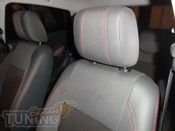 купеить Чехлы для авто Форд Фиеста 6 (авточехлы на сиденья Ford