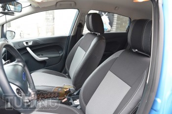 купить Чехлы Форд Фиеста 7 (заказать авточехлы на сиденья Ford F