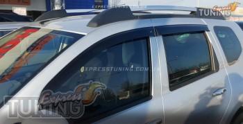 Ветровики Renault Duster