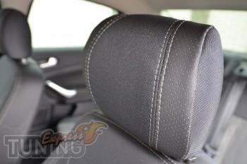 Чехлы для салона Форд Мондео 4 седан (авточехлы на сиденья Ford