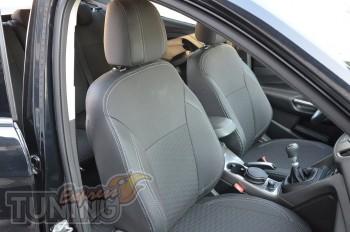 Чехлы в салон Форд Куга 2 (авточехлы на сиденья Ford Kuga 2 купи