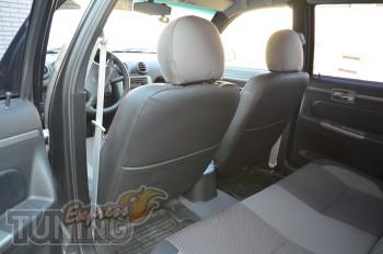 Чехлы для авто Джили Отака СК 2 (авточехлы на сиденья Geely CK 2