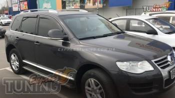 дефлекторы окон Volkswagen Touareg 1