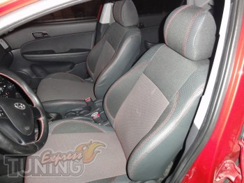 купить Чехлы в салон Хендай i30 (авточехлы на сиденья Hyundai i3