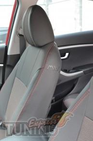 Чехлы Хендай i30 Нью (авточехлы на сиденья Hyundai i30 new)