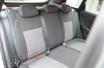 Чехлы для авто Хендай i30 Нью SW(авточехлы на сиденья Hyundai i3