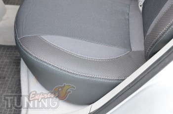 Чехлы на сидения в Хендай Акцент 3 (авточехлы на сиденья Hyundai