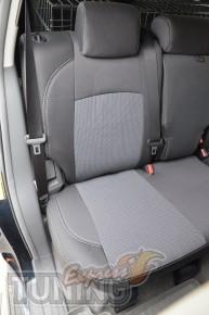 Чехлы для автомобиля Тойота Прадо 150 (авточехлы на сиденья Toyo