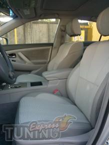 Чехлы Тойота Камри 40 (авточехлы на сиденья Toyota Camry V40)